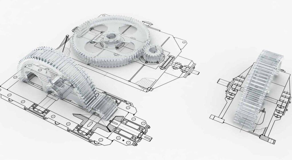 Cechy techniczne wzoru przemysłowego