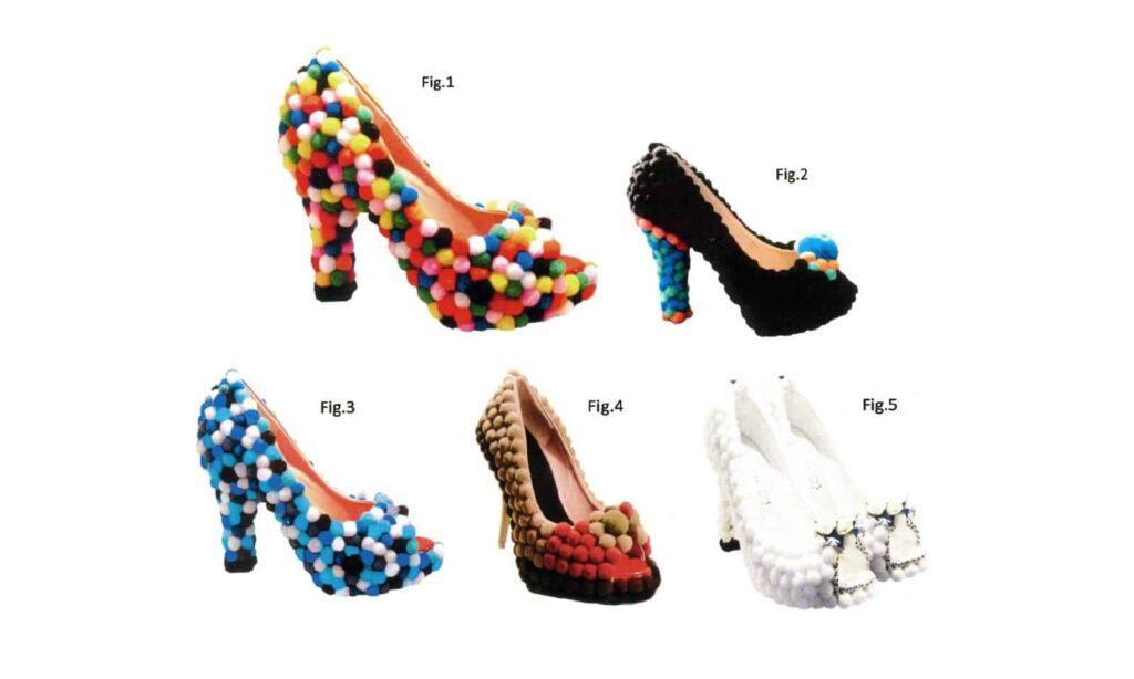 Bubble shose - buty jako wzory