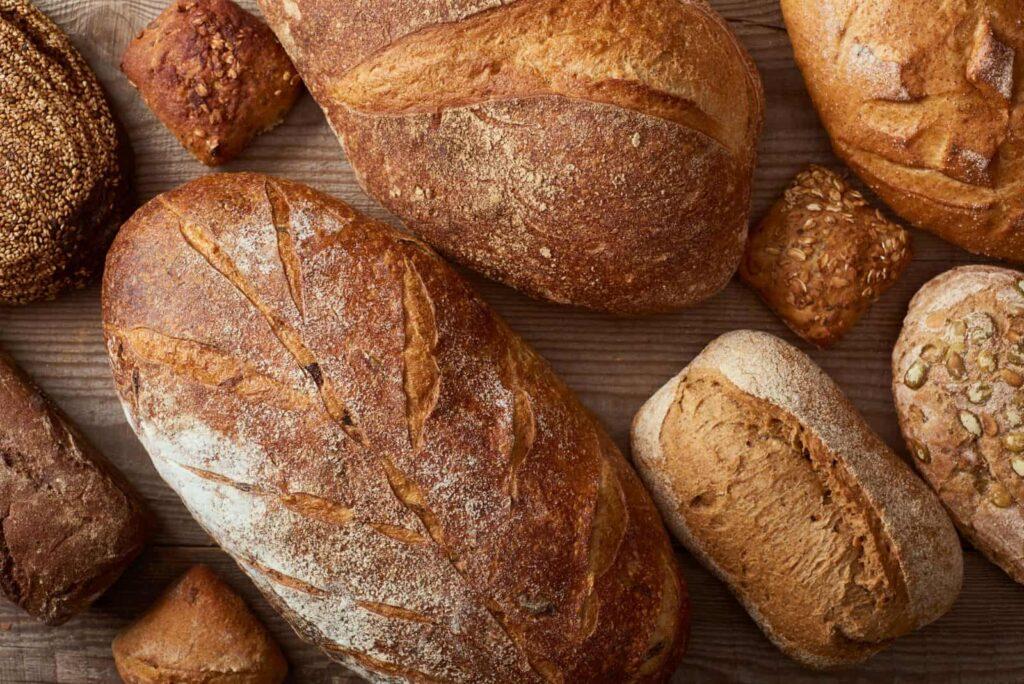 Spór o ilość dziurek w chlebie. Wzór przemysłowy