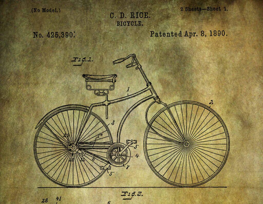 Historia prawa patentowego