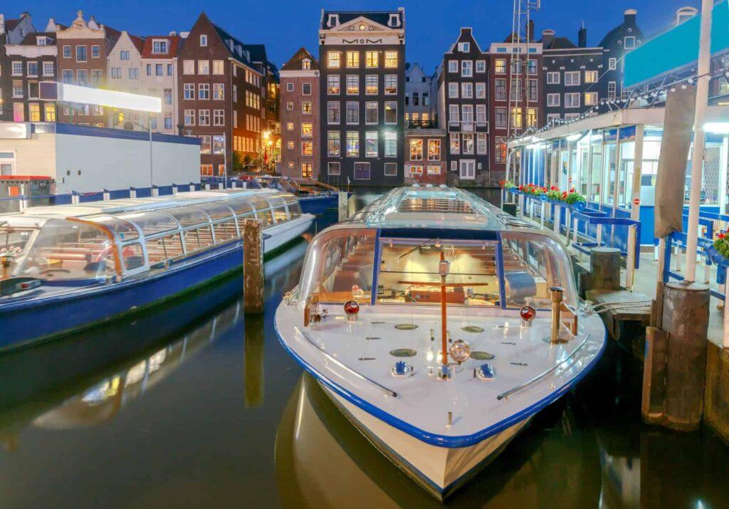 Przykłady zarejestrowanych wzorów przemysłowych - houseboat-y