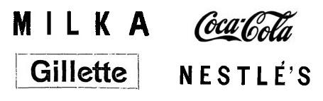 Prawa autorskie vs znak towarowy